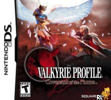Valkyrie Profile - Covenant of the Plume (US)(XenoPhobia) Box Art