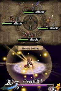 Valkyrie Profile - Covenant of the Plume (US)(XenoPhobia) Screen Shot