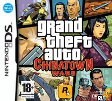 Grand Theft Auto - Chinatown Wars (EU)(M5)(XenoPhobia) Box Art