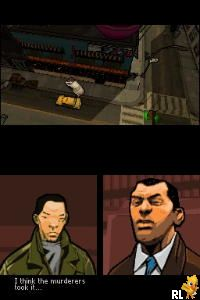 Grand Theft Auto - Chinatown Wars (EU)(M5)(XenoPhobia) Screen Shot