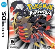 Pokemon Platinum Version (US)(XenoPhobia) Box Art