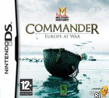 Military History Commander - Europe at War (EU)(M5)(XenoPhobia) Box Art