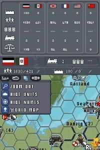 Military History Commander - Europe at War (EU)(M5)(XenoPhobia) Screen Shot