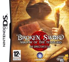 Broken Sword - Shadow of the Templars - The Director's Cut (EU)(M5)(XenoPhobia) Box Art