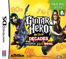 Guitar Hero - On Tour - Decades (KS)(NEREiD) Box Art