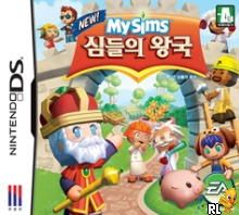 MySims Kingdom (KS)(NEREiD) Box Art