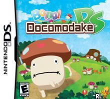 Boing! Docomodake DS (US)(M5)(1 Up) Box Art