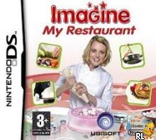 Imagine - My Restaurant (EU)(M5)(XenoPhobia) Box Art