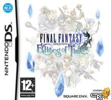 Final Fantasy Crystal Chronicles - Echoes of Time (EU)(M4)(EXiMiUS) Box Art