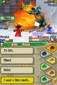 Final Fantasy Crystal Chronicles - Echoes of Time (EU)(M4)(EXiMiUS) Screen Shot