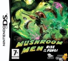 Mushroom Men - Rise of the Fungi (EU)(M5)(XenoPhobia) Box Art