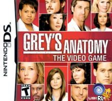 Grey's Anatomy - The Video Game (US)(M3)(XenoPhobia) Box Art