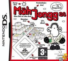 MaehJongg DS (DE)(Independent) Box Art