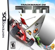 TrackMania DS (US)(M3)(XenoPhobia) Box Art