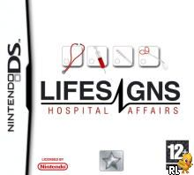 LifeSigns - Hospital Affairs (EU)(M5)(EXiMiUS) Box Art