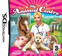 My Animal Centre (EU)(M6)(Independent) Box Art