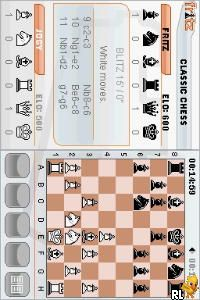 Fritz by Chessbase (EU)(M5)(Independent) Screen Shot