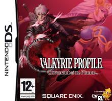 Valkyrie Profile - Covenant of the Plume (EU)(BAHAMUT) Box Art