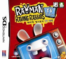 Rayman Raving Rabbids - TV Party (KS)(Independent) Box Art