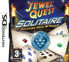 Jewel Quest - Solitaire - Solitaire with a Twist! (i) (EU)(XenoPhobia) Box Art