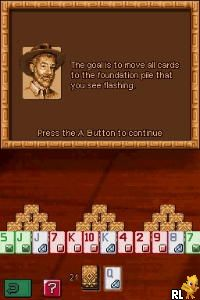 Jewel Quest - Solitaire - Solitaire with a Twist! (i) (EU)(XenoPhobia) Screen Shot