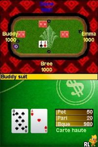 Tele 7 jeux - Texas Hold 'em Poker Pack (FR)(EXiMiUS) Screen Shot
