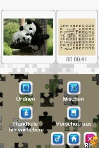 Puzzle - Baby Animals (EU)(M5)(Independent) Screen Shot