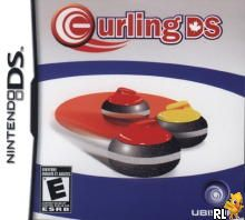 Curling DS (US)(M2)(BAHAMUT) Box Art