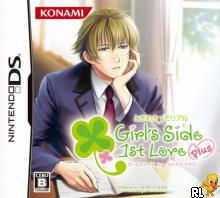 Tokimeki Memorial - Girl's Side 1st Love Plus (JP)(BAHAMUT) Box Art