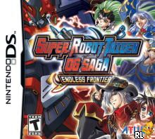 Super Robot Taisen OG Saga - Endless Frontier (US)(1 Up) Box Art