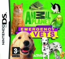 Animal Planet - Emergency Vets (EU)(M5)(EXiMiUS) Box Art