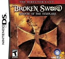 Broken Sword - Shadow of the Templars - The Director's Cut (US)(M5)(BAHAMUT) Box Art