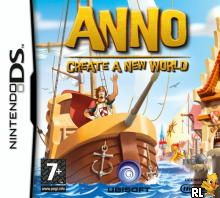 Anno - Create a New World (EU)(M5)(Independent) Box Art