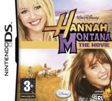 Hannah Montana - The Movie (EU)(M4)(Independent) Box Art