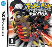 Pokemon - Versione Platino (IT)(EXiMiUS) Box Art