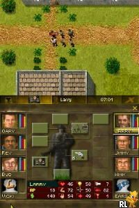 Jagged Alliance (US)(1 Up) Screen Shot