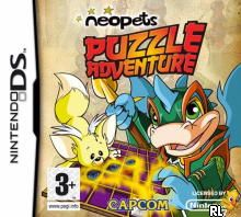 Neopets Puzzle Adventure (EU)(M5)(BAHAMUT) Box Art
