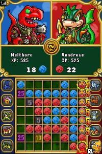 Neopets Puzzle Adventure (EU)(M5)(BAHAMUT) Screen Shot