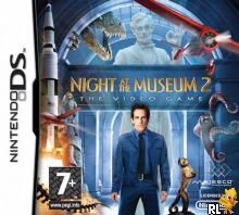 Night at the Museum 2 - The Video Game (EU)(M3)(EXiMiUS) Box Art