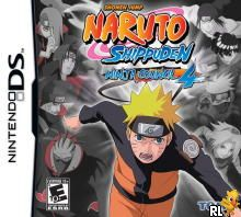 Naruto Shippuden - Ninja Council 4 (US)(M3)(XenoPhobia) Box Art