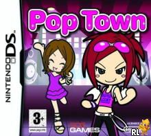 Pop Town (EU)(M3)(BAHAMUT) Box Art