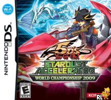 Yu-Gi-Oh! 5D's - Stardust Accelerator - World Championship 2009 (US)(M6)(1 Up) ROM 3833a