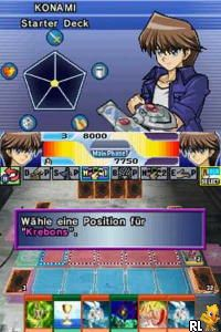 Yu-Gi-Oh! 5D's - Stardust Accelerator - World Championship 2009 (US)(M6)(1 Up) Screen Shot