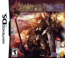 Knights in the Nightmare (US)(PYRiDiA) Box Art