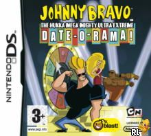Johnny Bravo in the Hukka-Mega-Mighty-Ultra-Extreme Date-O-Rama! (EU)(M3)(EXiMiUS) Box Art