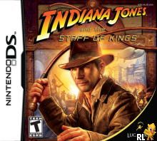 Indiana Jones and the Staff of Kings (US)(M2)(XenoPhobia) Box Art