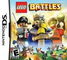 LEGO Battles (US)(M3)(XenoPhobia) Box Art