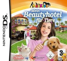My Pet Beauty Salon (EU)(M5)(BAHAMUT) Box Art