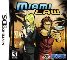 Miami Law (US)(M3)(PYRiDiA) Box Art