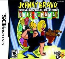 Johnny Bravo in the Hukka-Mega-Mighty-Ultra-Extreme Date-O-Rama! (US)(M3)(PYRiDiA) Box Art